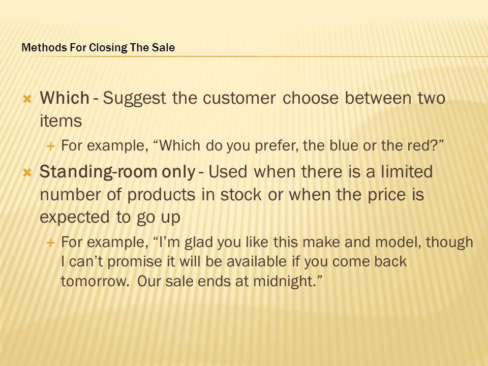 summarize the sales process ppt video online download. Black Bedroom Furniture Sets. Home Design Ideas
