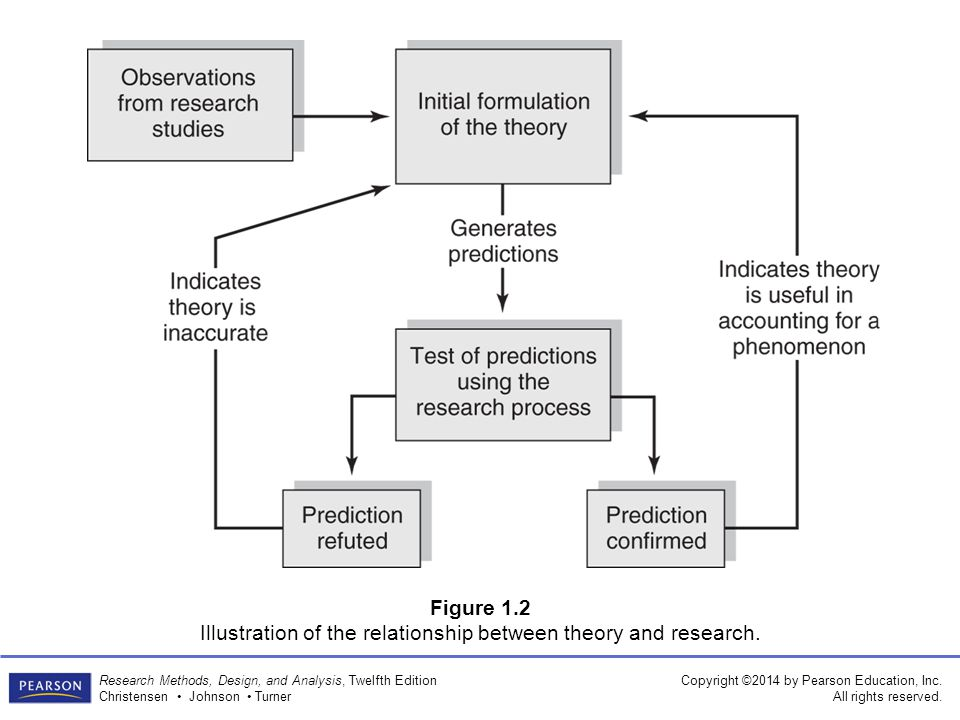 the relationship between theory and empirical observations in criminology