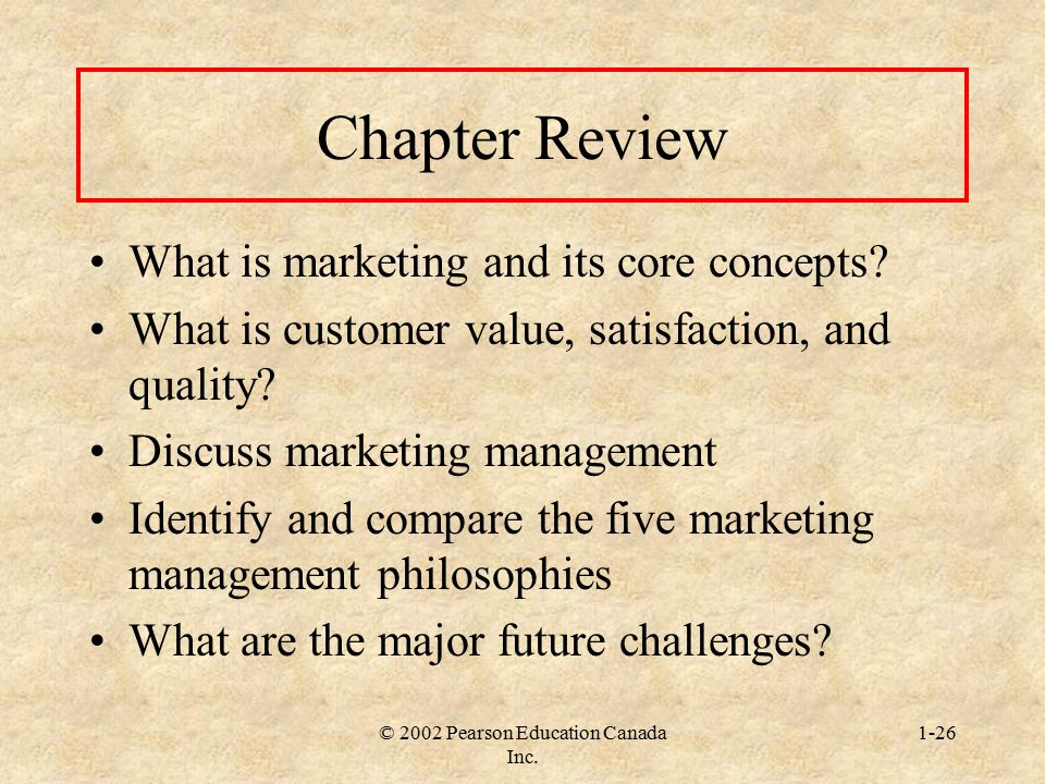 Principles of Marketing, 5th Canadian Edition