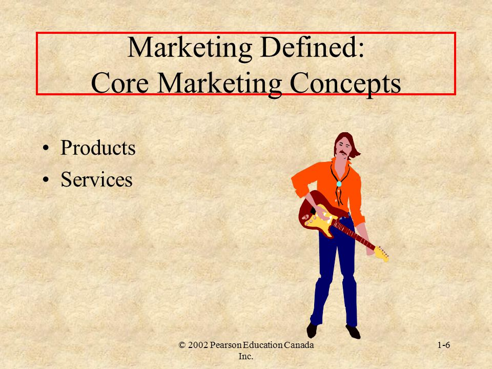 core principles of marketing Performance in any field is guided by a few core principles  the 8 core principles of good customer service  besides leading userlike's marketing plan.