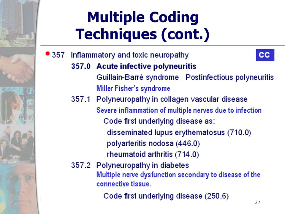 Medicare + Choice Coding and Documentation for Encounters - ppt download