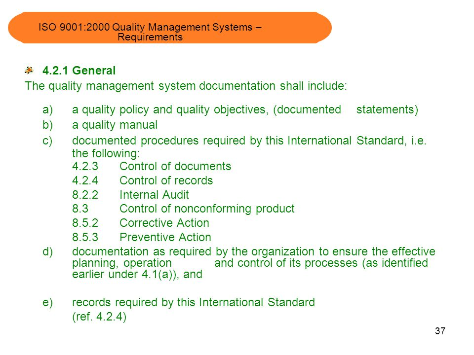 quality management system iso 9001 manual