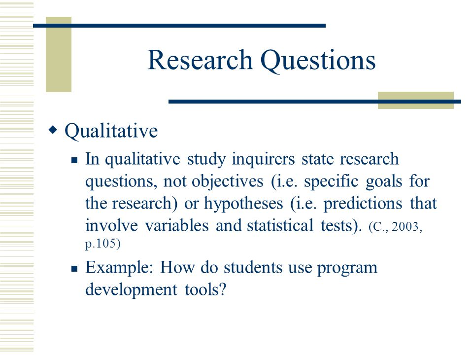 qualitative research questions Qualitative research: a grounded theory areas and questions where qualitative approaches may add to the methodological toolkit and offer a useful perspective.