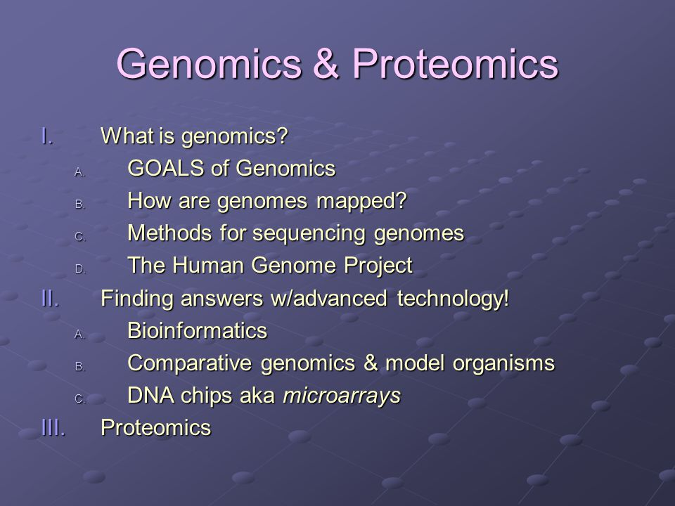 How Much Of The Genome Is Mapped on