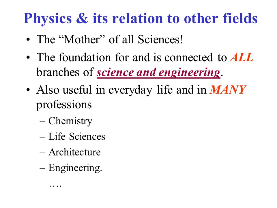 the relation of physics to other Dynamics definition is - a  a branch of mechanics that deals with forces and their relation primarily to the motion but sometimes also  other physics terms.