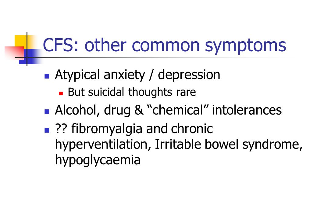 chronic fatigue syndrome essay Cognition and chronic fatigue syndrome (me/cfs): key findings and seminal papers  the what, where and why of the thinking problems found in me/cfs.