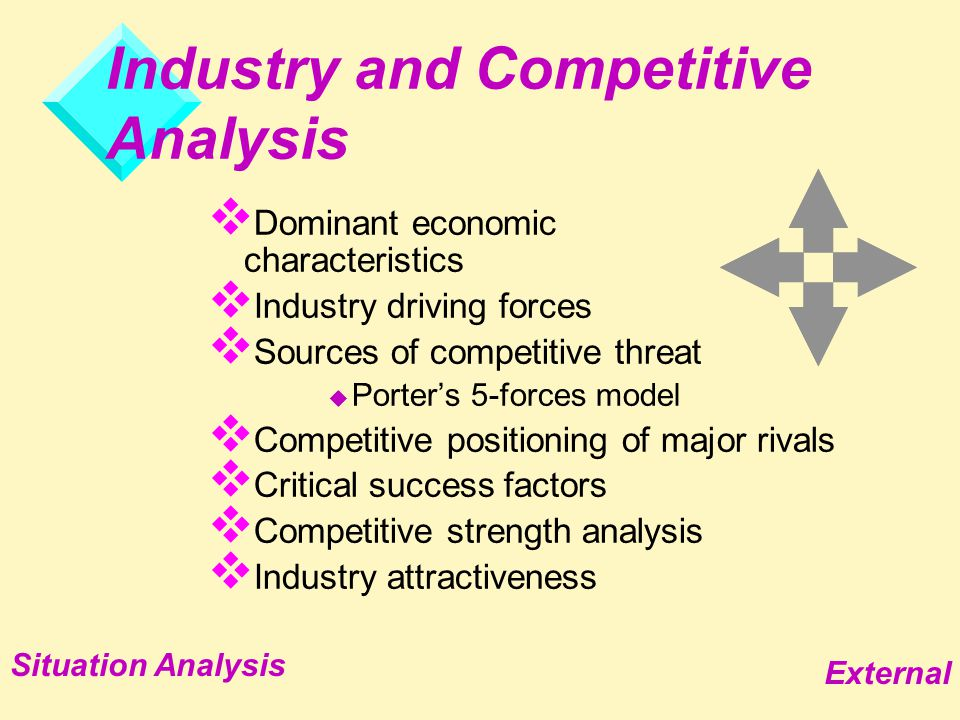 an industry and competitive analysis of the economic traits of the beer industry An analysis of the sports equipment industry and equipment industry, including a competition analysis economic characteristics of the industry.