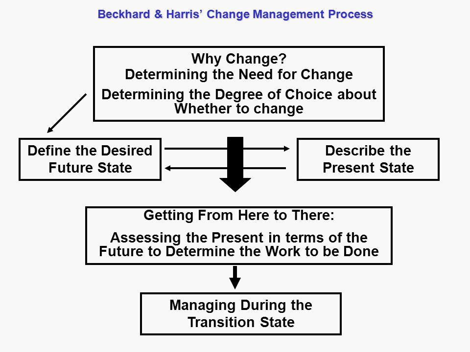 organizational change and management pdf