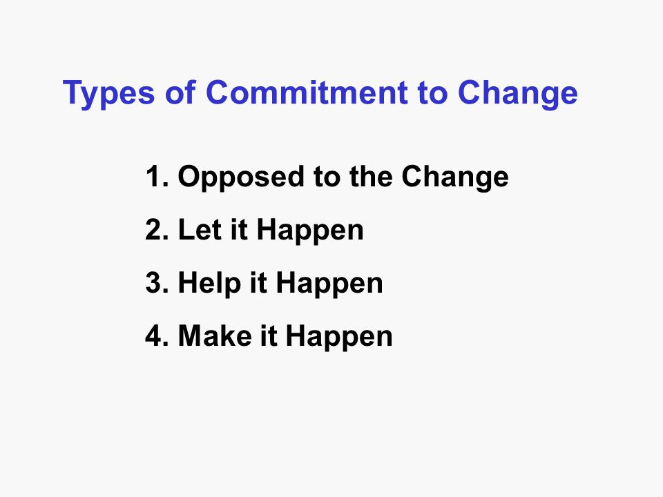 the types and forms of a commitment Dedication means committing yourself to something, like your dedication to marathon training that had you running every single morning for four  commitment types.