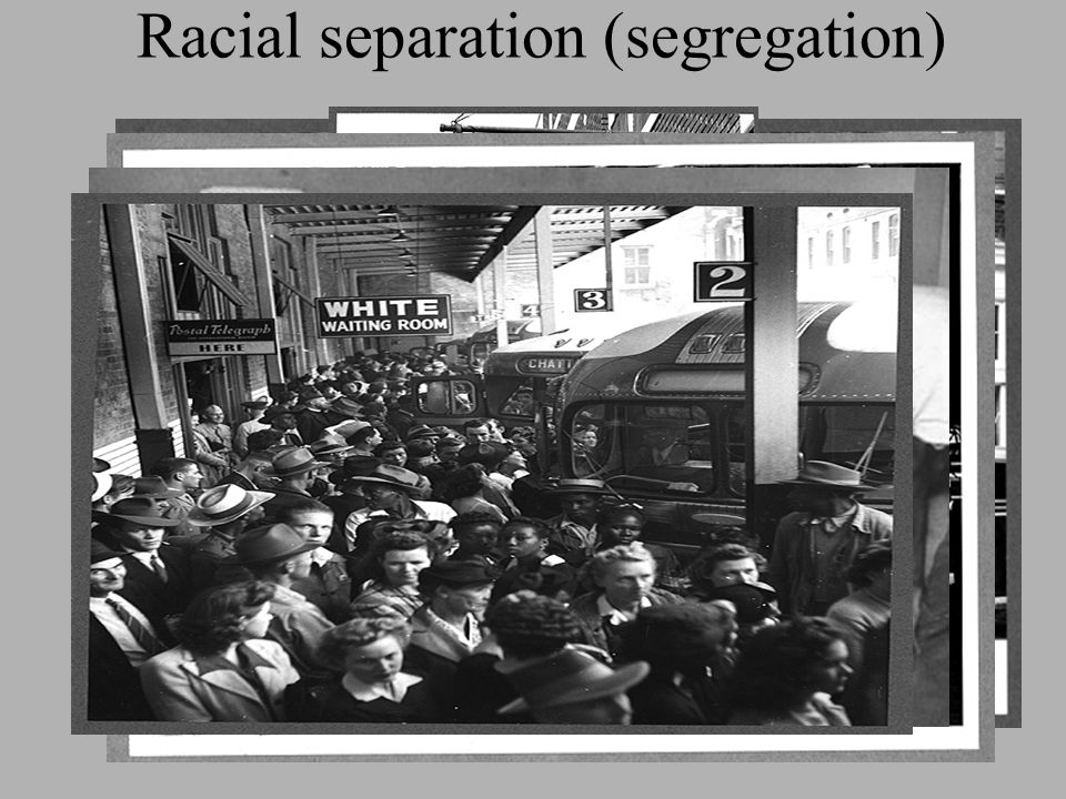 racial separatism Racial separatism is the belief, most of the time based on racism, that different races should remain segregated and apart from one another racism has existed throughout human history.