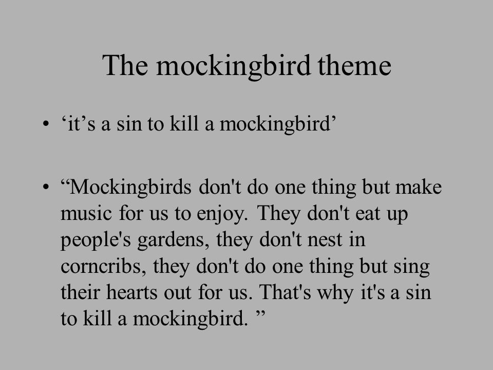 how to kill a mocking bird - reflection essay essay Everything you ever wanted to know about quotes about to kill a mockingbird, written by experts with you in mind.