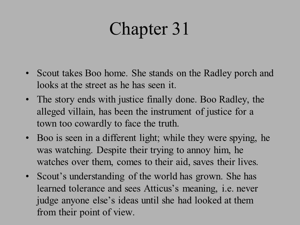 scouts education in to kill a mockingbird essay