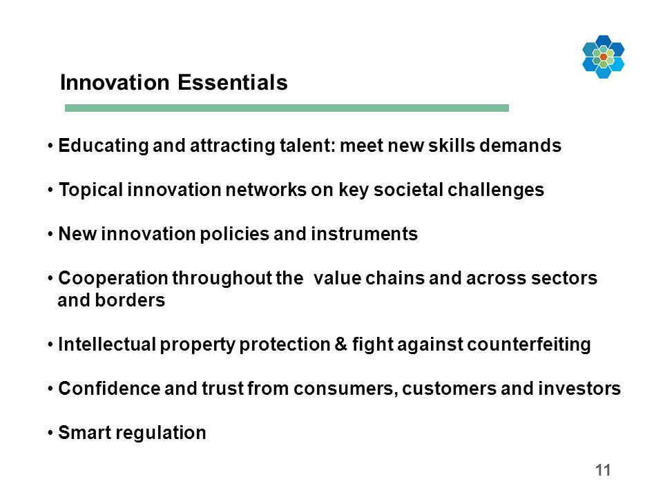 Innovation Essentials