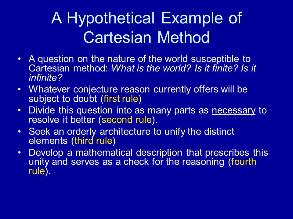 hypothetical thinking examples Images from shutterstockcom steps of hypothetical method 1  definition hypothetical reasoning in  examples of confirming and discomfirming hypothesis.