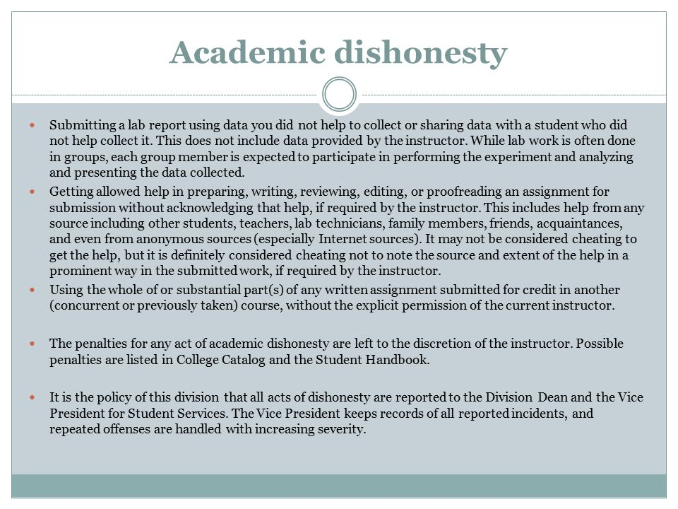 cheating academic dishonesty and strict christian Talking to children about cheating: dishonesty is a few friends asked me to write about how parents can best address the topic of academic dishonesty.