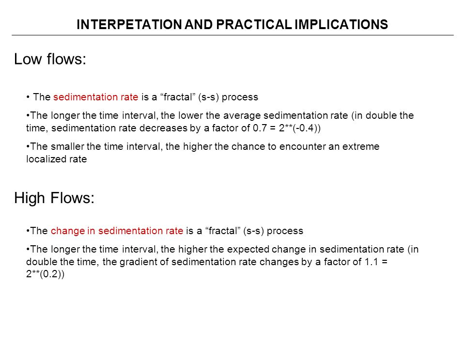 INTERPETATION AND PRACTICAL IMPLICATIONS