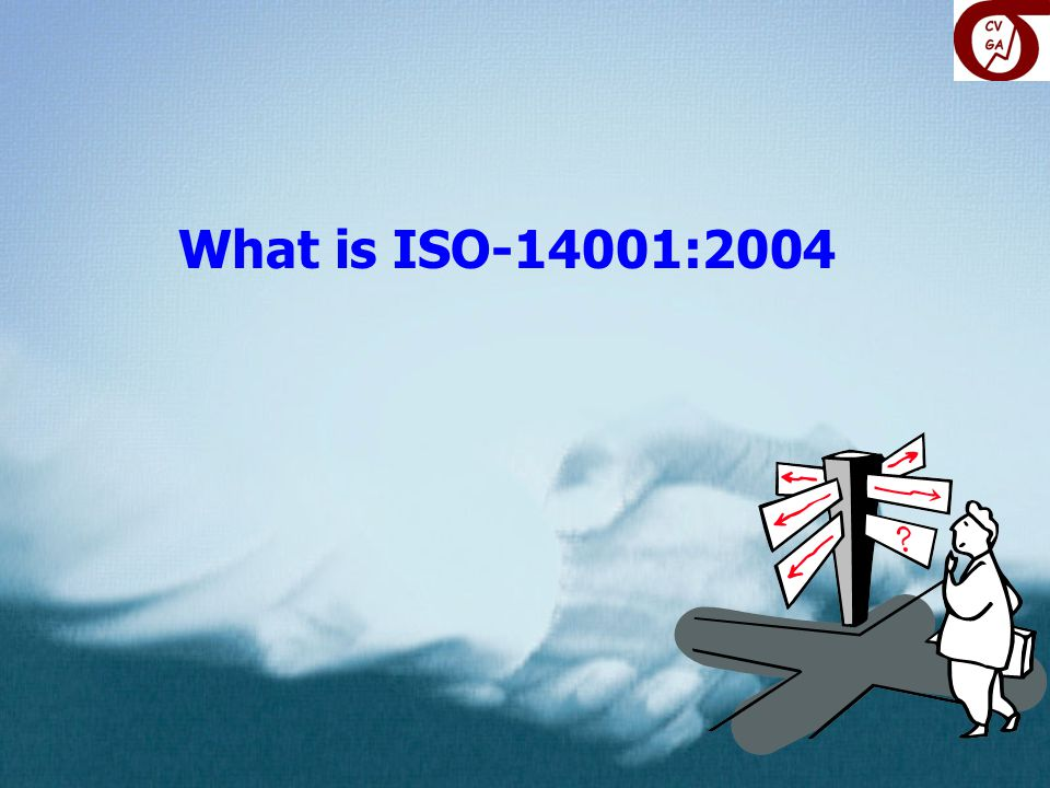 What is ISO-14001:2004