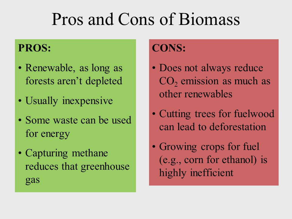 the pros and cons of biofuels environmental sciences essay There are many environmental benefits to replacing oil with plant-based biofuels  like ethanol and biodiesel for one, since such fuels are.