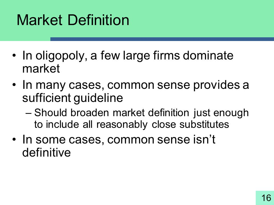 Monopolistic Competition And Oligopoly Ppt Download