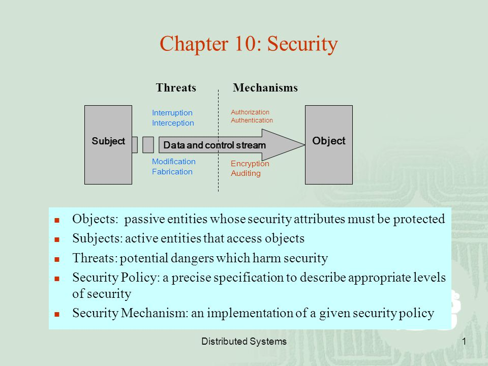 Chapter 14 Computer Security Threats Ppt - Www imagez co