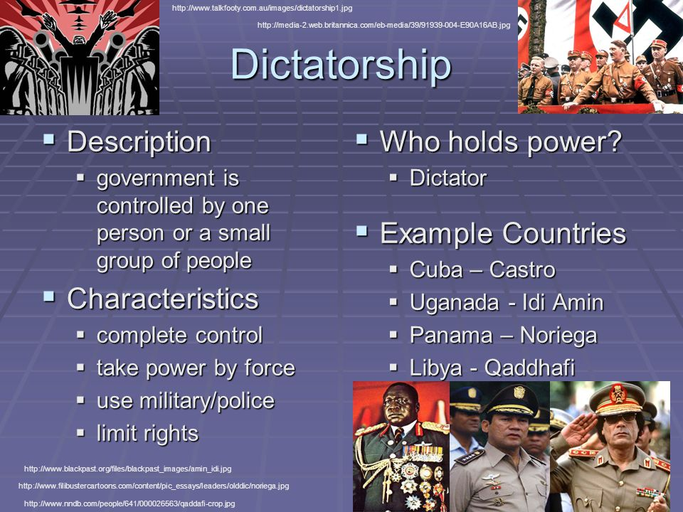 Types of Governments. - ppt video online download