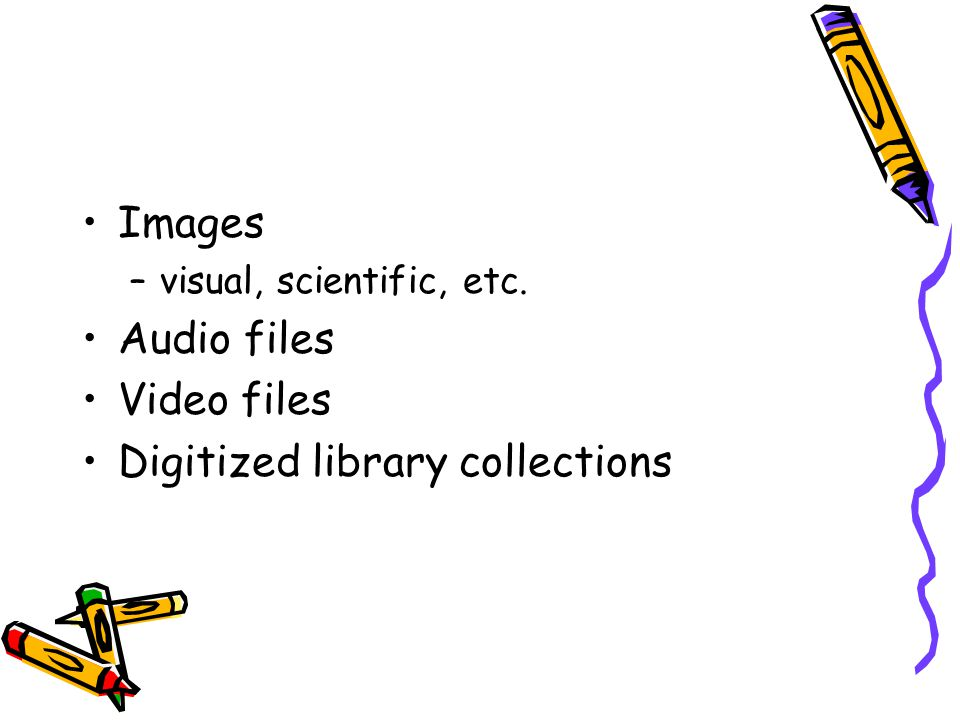 Digitized library collections