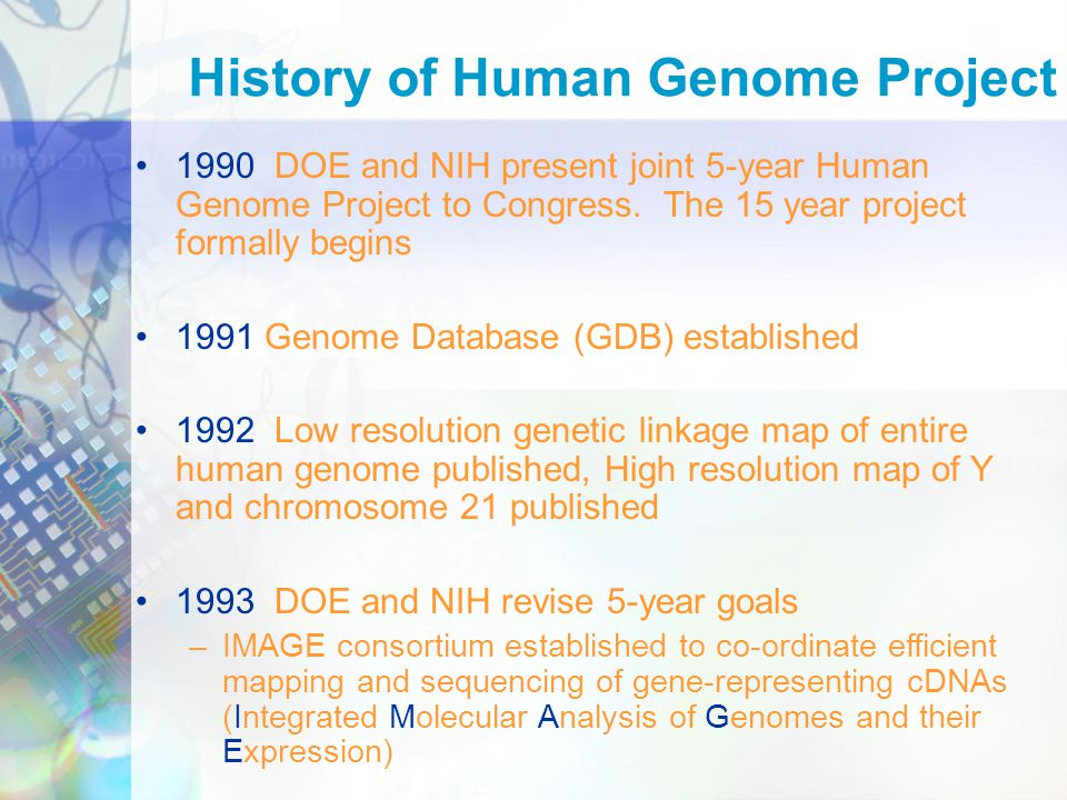 human genome sequencing project pdf