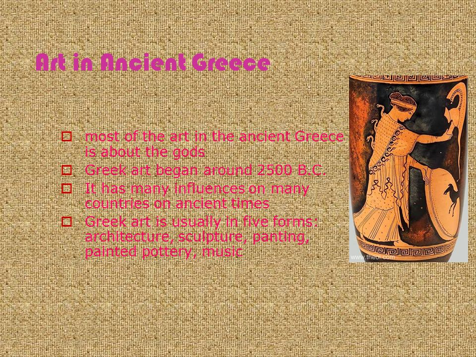 ancient greece powerpoint project - ppt download, Powerpoint templates