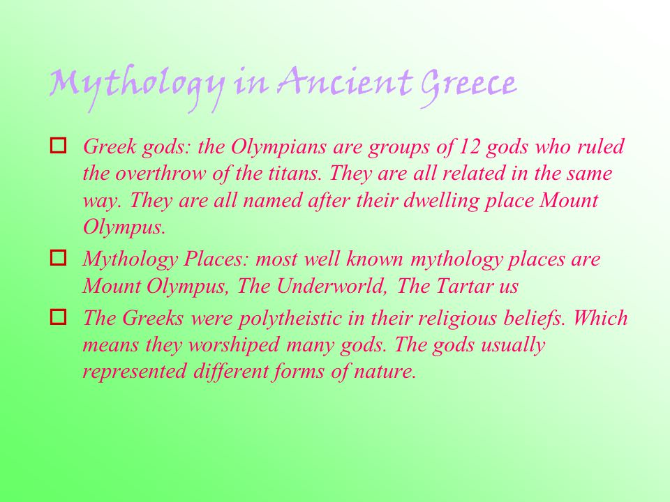 Ancient Greece Powerpoint Project Ppt Download