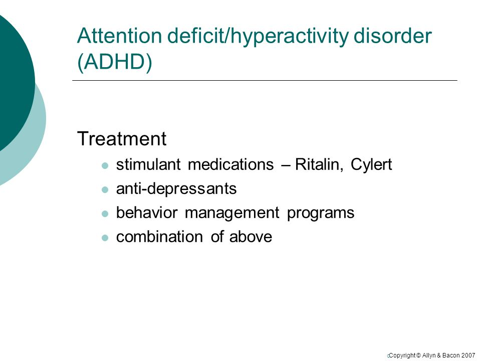 the causes treatment and ethical issues related to the attention deficit hyperactivity disorder adhd Attention-deficit/hyperactivity disorder is a neurobehavioral disorder characterized by a combination of inattentiveness, distractibility, hyperactivity, and impulsivity.