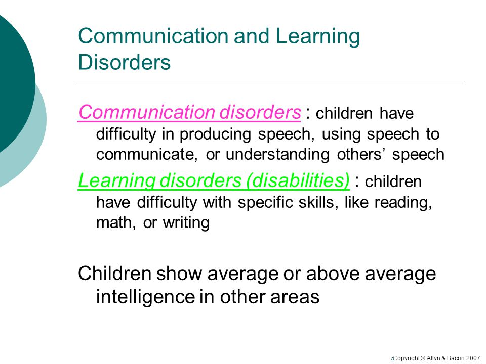 effects of speech and language difficulties in children essay Essay on studying msc in speech and language  and communication essay support children's speech, language and  for most children speech difficulties.