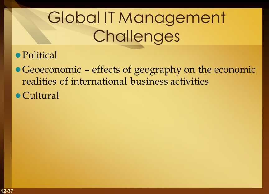 cultural management issues in international business essay Essay-ever since the concept of globalization has come into existence, the studies of cultural differences, dimensions and attitudes have began to take.