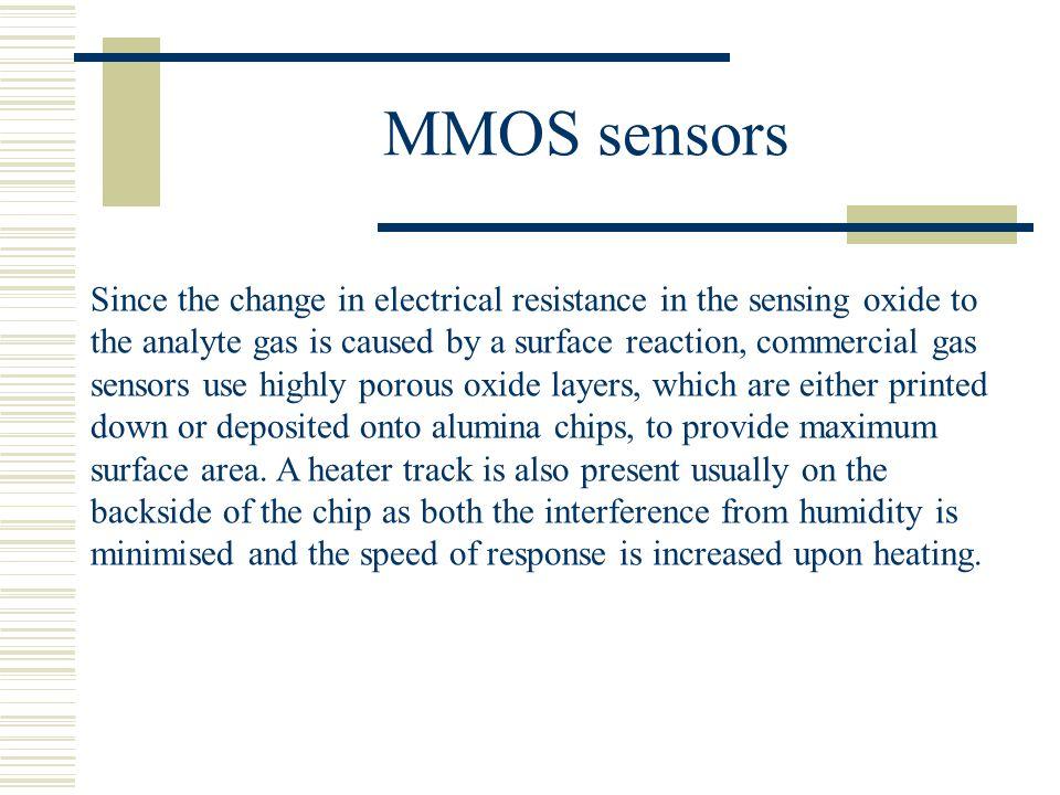 MMOS sensors