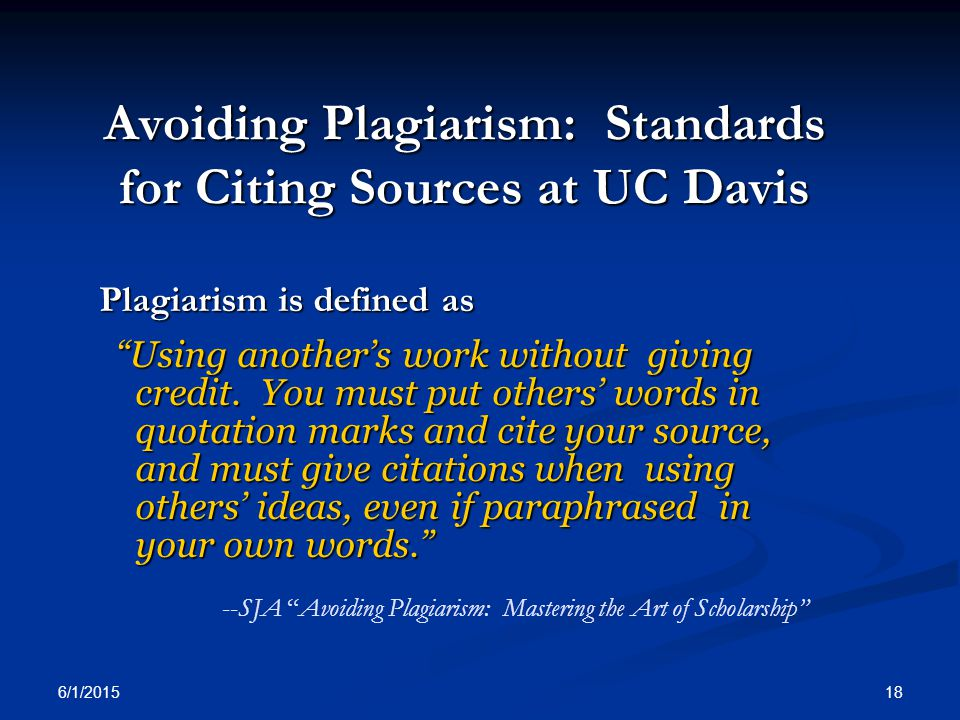 promoting academic integrity at uc davis