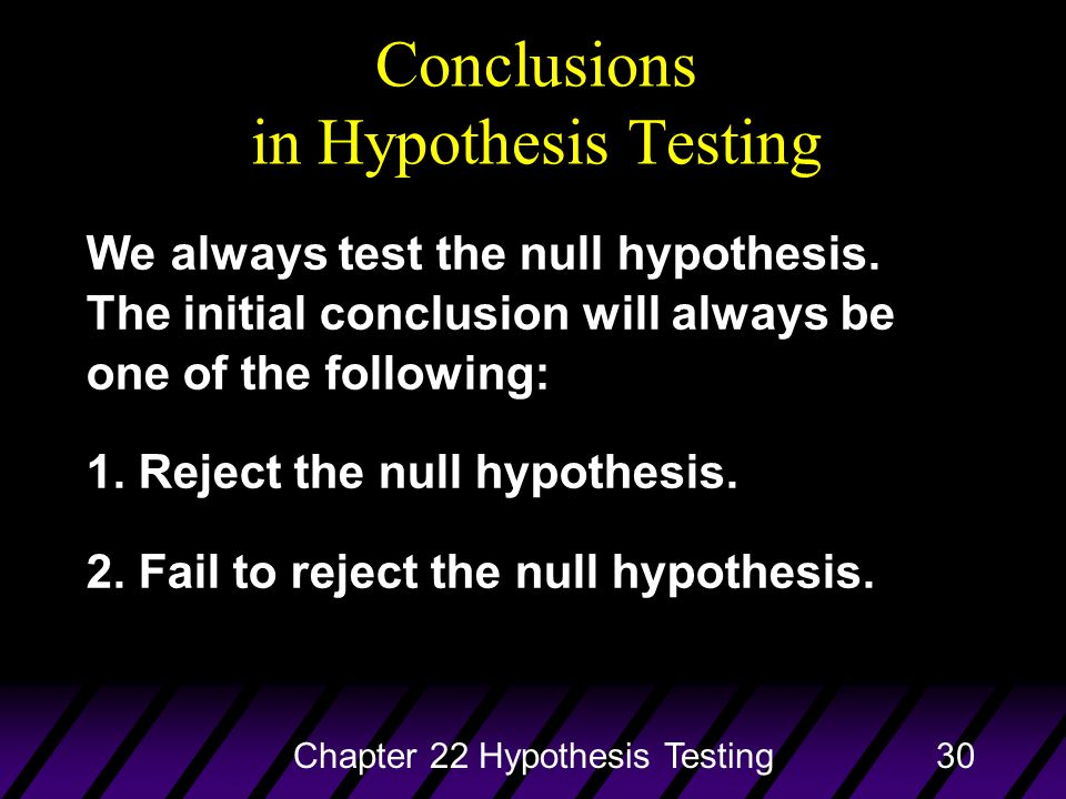 acceptance or rejection of the null hypothesis economics essay Free hypothesis papers, essays  emh has been the most controversial subject of research in the fields of financial economics the null hypothesis is a.