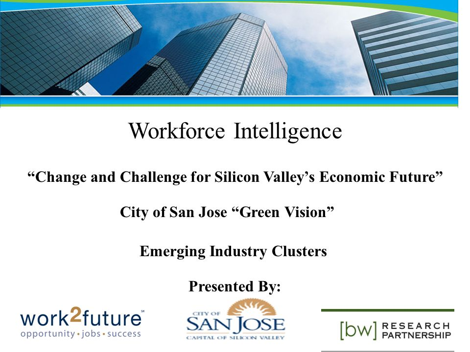 Workforce Intelligence