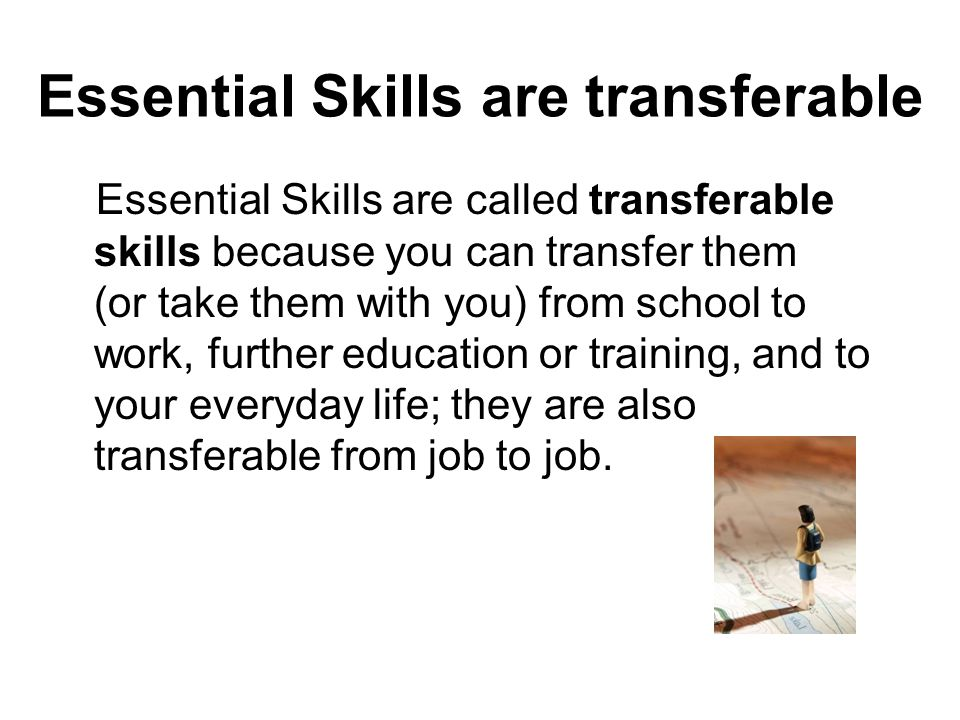 transferable skills in workplace essay Department of plant sciences studying at cambridge home frequently asked questions research research overview initiatives with impact.