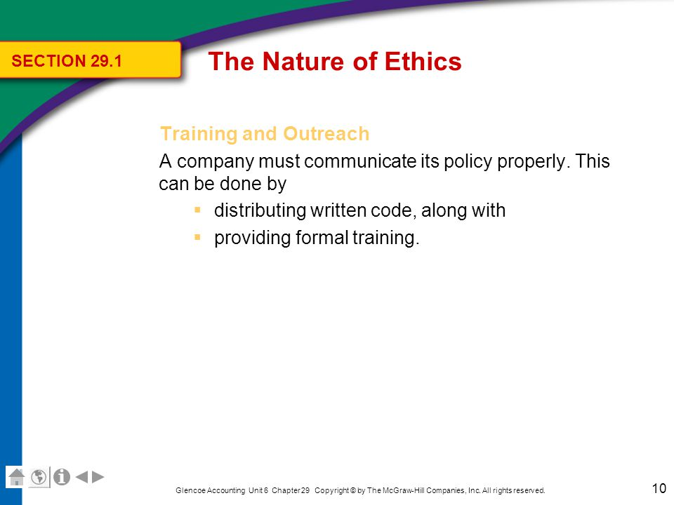 The Nature of Ethics Ethics Committees