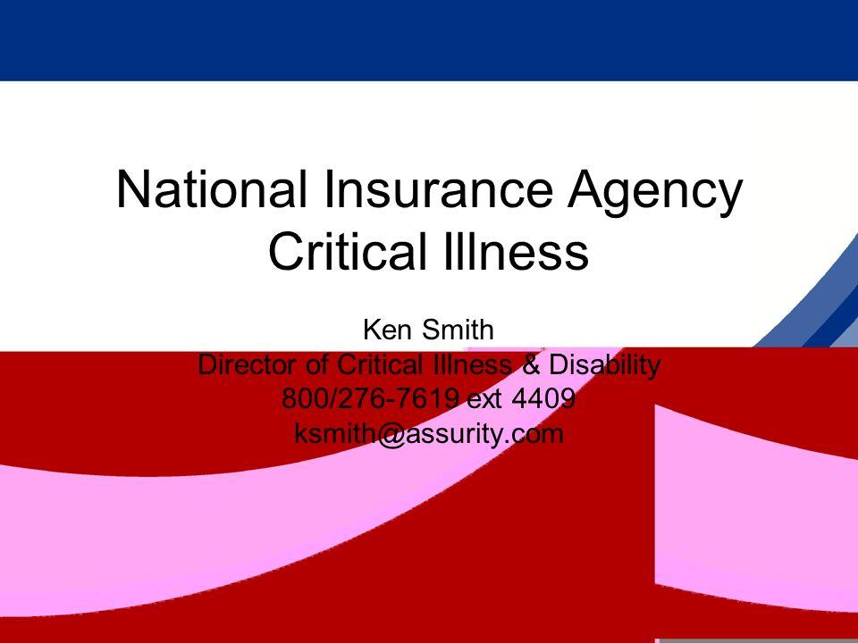 National Insurance Agency Critical Illness