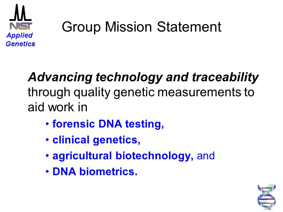 Group Mission Statement 15
