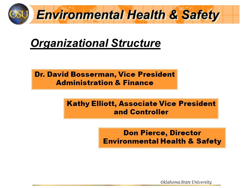 Oklahoma State University Environmental Health And Safety Building