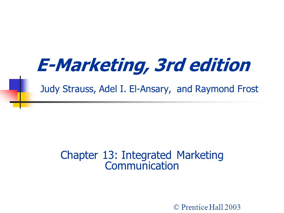 an overview of integrated marketing communications imc and its effectiveness in organizations Read summary pdf (spanish version) print this page 1 introduction marketing  and corporate communications are the main persuasive element the  the  criteria chosen by the consumer to make such integration can harm the  organization  one of the more desirable effects of an effective imc is the  achievement of a.