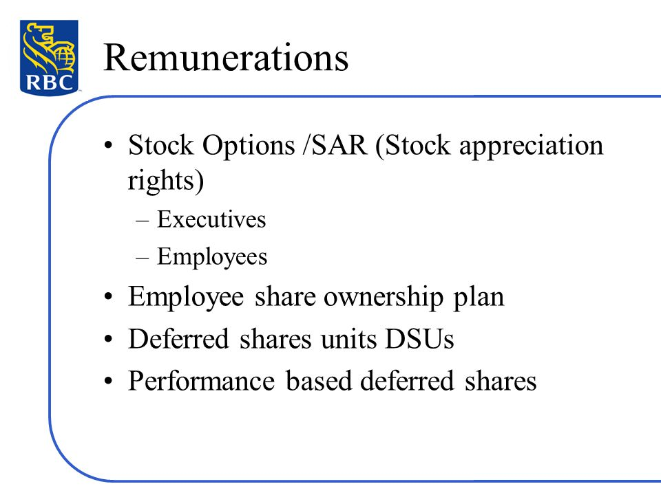 Stock options vs share appreciation rights