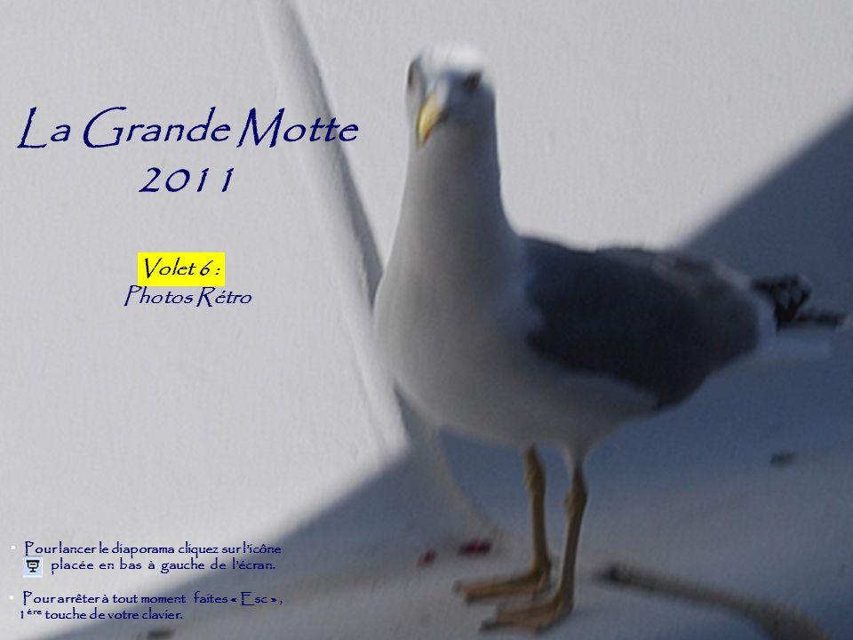 La Grande Motte 2011 Volet 4 Photos Rétro Volet 6 :