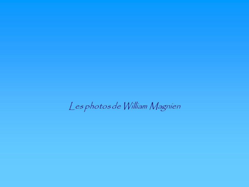 Les photos de William Magnien