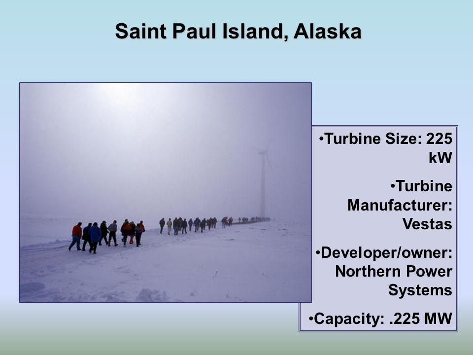 Saint Paul Island, Alaska