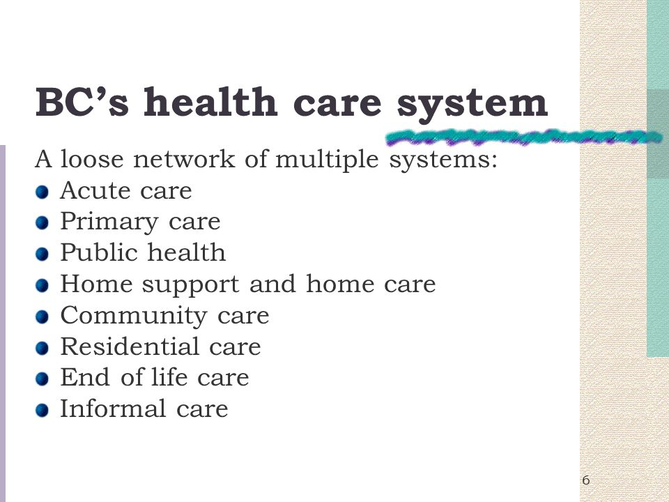 Modernizing health care in british columbia ppt video online bcs health care system malvernweather Choice Image