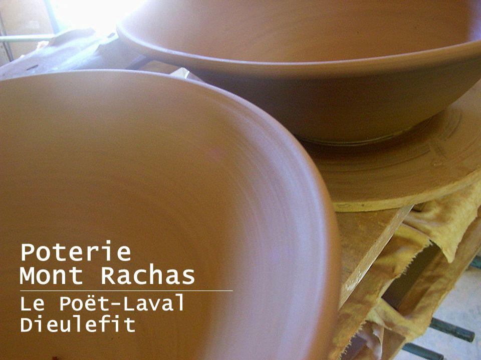 Poterie Mont Rachas Le Poët-Laval Dieulefit