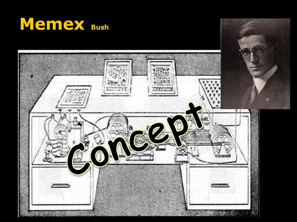 Concept Memex Bush Course Introduction