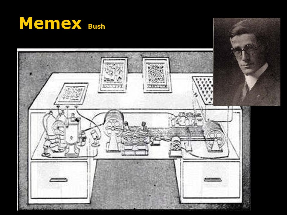 Memex Bush Course Introduction
